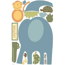 wall decals zoo animals color the walls of your house zoo animals wall decals nursery decor elephant giraffe