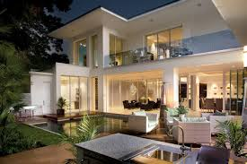 Home Styles Contemporary by Modern Home Plans Florida