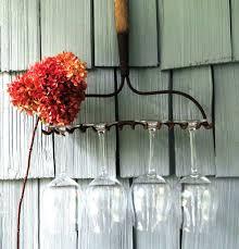 diy wine glass candle holder diy wine glass rack hanging type