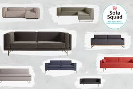 apartment therapy best sofas reviewed the most comfortable sofas at blu dot apartment therapy