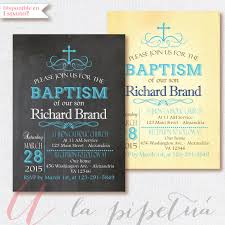 Baptism Invitations Free Printable Christening Baptism Invitation Typographic Invite First Communion