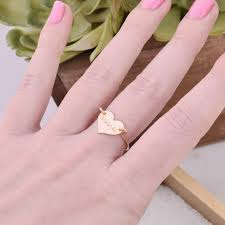 numeral ring 2017 numeral heart ring a list designs