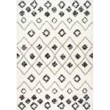 Area Rug Black And White Beige Black Area Rug
