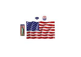 Us Flags Com Flag Of The United States Wall Decal Shop Fathead For Flags Decor