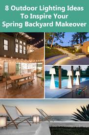 8 outdoor lighting ideas to inspire your spring backyard makeover
