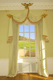 Fishtail Swags Valances Decorating Marvelous Swags Tails And Tassels Awesome And Best Of