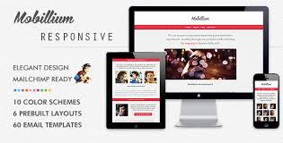 newsletter responsive template litta clean responsive newsletter