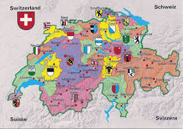 Road Map Of Montana by Big Large Size Switzerland Political Road Map And Flag U2013 Travel