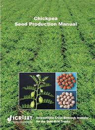 chickpea seed production manual icrisat org