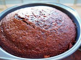 milk chocolate cake with cherry almond frosting stellarash