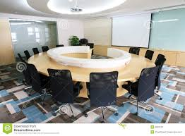 modern meeting room interior royalty free stock photos image