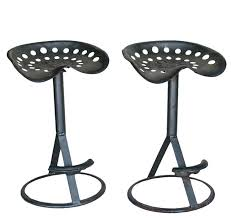 Tractor Seat Bar Stool Antique Tractor Seat Bar Stoolslovable Tractor Seat Bar Stool Pair