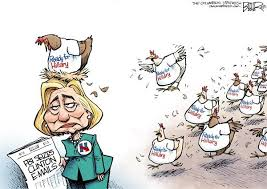 clinton s chickens come home to roost a pennlive editorial