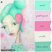 pink color scheme colors that go with forest green clothes home decor bedrooms color