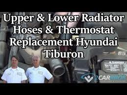 2001 hyundai elantra thermostat replacement lower radiator hoses thermostat replacement hyundai