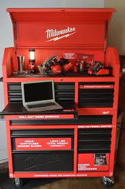 Milwaukee Cabinet Mechanical Hub Milwaukee 46 U2033 Steel Storage Chest And Cabinet