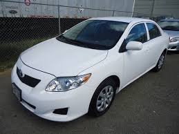09 toyota corolla le 2009 toyota corolla le fleet reduction quality transportation for