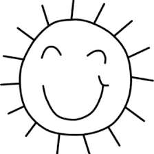 sun shine colouring pages az coloring pages coloring sunshine