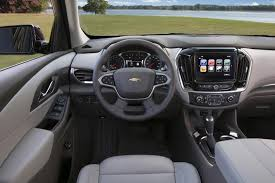 Traverse Interior Dimensions 8 Great Traits Of The 2018 Chevrolet Traverse And A Fatal Flaw
