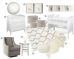 how to design a nursery u2014 the home and the heart