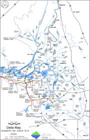 California Aqueduct Map The Source Of Your Water Contra Costa Water District Ca