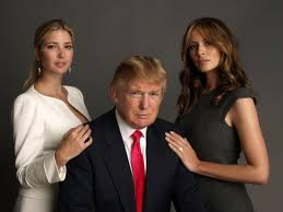 where does trump live melania ivanka ivana marla and the role of women in trump u0027s world