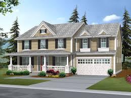 colonial front porch designs suson oak colonial home plan 071d 0148 house plans and more