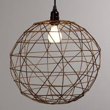 pendant light fixture world market