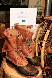 ll bean s boots size 12 l l bean maine shoe often imitated but never duplicated
