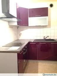 cuisine 2ememain cuisine d occasion a vendre meuble de cuisine angle laquee cuisine