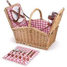 picnic baskets for two picnic at ascot willow picnic basket with