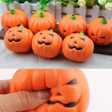 small pumpkins 2017 lifelike artificial resin small pumpkin memory rebound