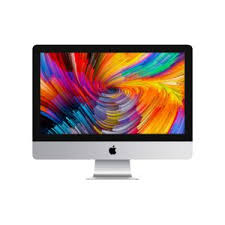 ordinateur apple de bureau achat apple imac 21 5 mne02fn a ordinateur de bureau