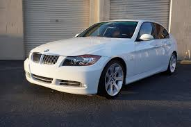335i Red Interior For Sale E9x For Sale 2007 Bmw 335i Sedan White Brown 6 Speed Manual