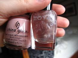 apl mail day china glaze innocence zoya sparkle gloss u0026 my