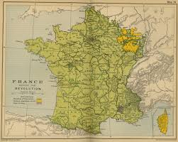 Map Of Europe 1800 by Map Of France Before 1789