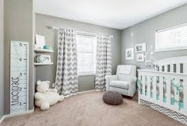 bedroom big bear doll white accent chair wall art chevron