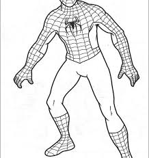 unique spiderman coloring pictures 40 remodel coloring pages