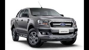 Muito Nova Ford Ranger Sportrac 2018 - Lançamento - YouTube #UV82