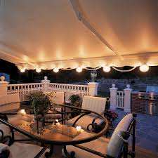 Sunsetter Patio Awning Lights Sunsetter Patio Awning Lights