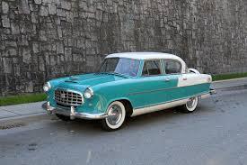 rambler car 1955 nash rambler my classic garage
