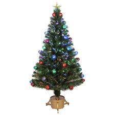 jolly workshop fiber optic 4 green artificial tree with