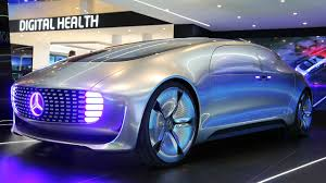 regional premiere of the mercedes benz f 015 at gitex technology