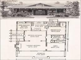 pictures vintage craftsman house plans free home designs photos