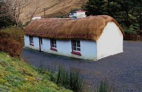 Thatched Cottage Ireland by Thatched Cottage Glengesh Ardara Bart Whelan Cc By Sa 2 0