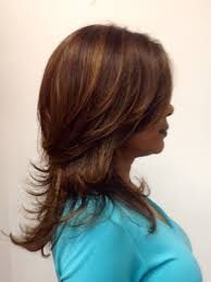 short layers all over hair short layers on long hair with highlights theroyalhairtreatment