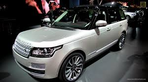 land rover metallic 2013 range rover autobiography edition exterior and interior