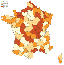 France Regions Map by Achieving Universal Health Coverage In France Policy Reforms And