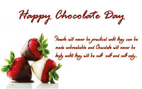 chocolate day msg 9th feb chocolate day wishes quotes
