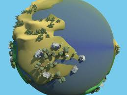 Worlds Map by The Sims 4 Official World Map Concept Idea 2